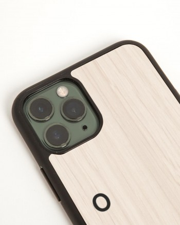 wood'd ok iphone case - side