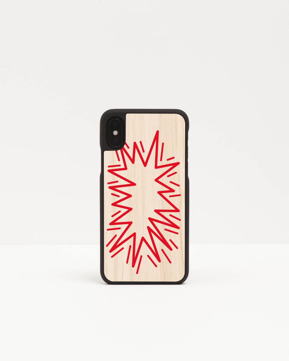 Big Bang iPhone Case by Wood'd