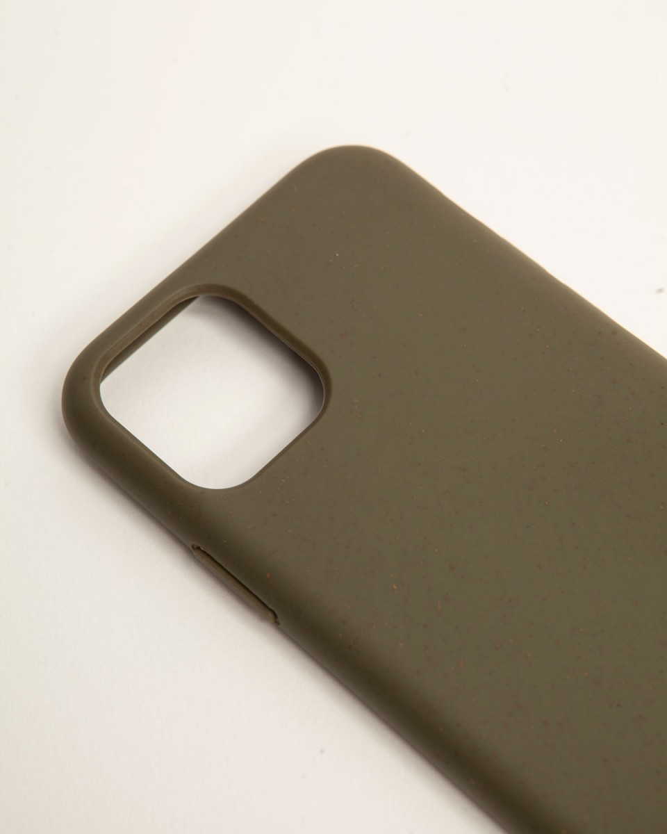 Compostable Biodegradable Wood'd Case - Green