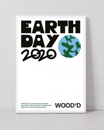 Earth Day 2020 Poster