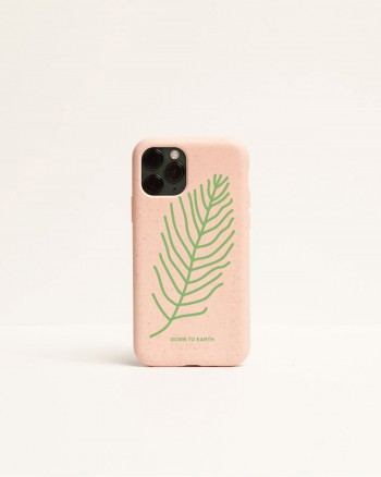 Compostable Printed Pink