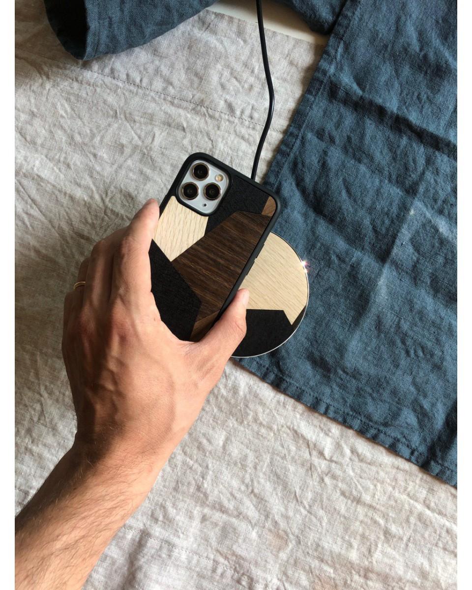 Cover in legno per iPhone_Quartz by Wood'd