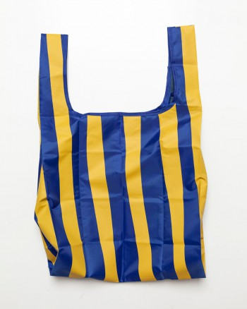 Stripes Blue Bag