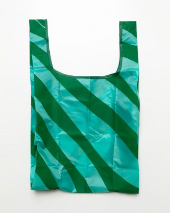 Stripes Green Bag