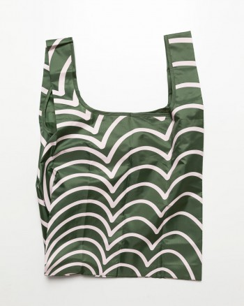 Green Waves Bag