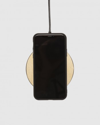 Wood'd Wireless Charger for iPhone and Huawei