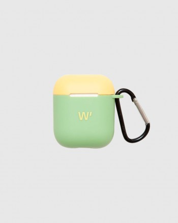 AirPods Case Block Green