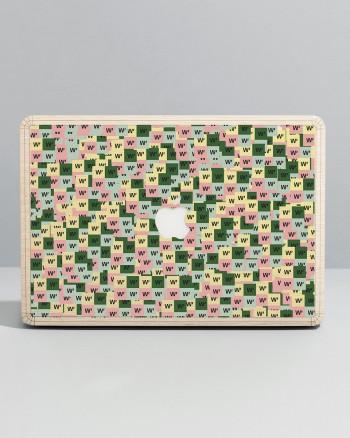 Macbook Skin - Memo