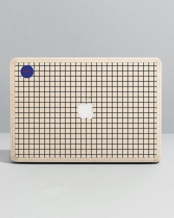 Macbook Skin - Empty Check