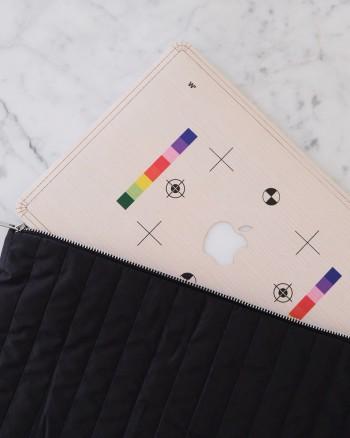 Macbook Skin - CMYK