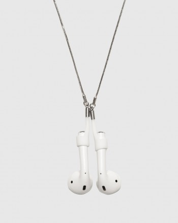 AirPods Lace Silvered