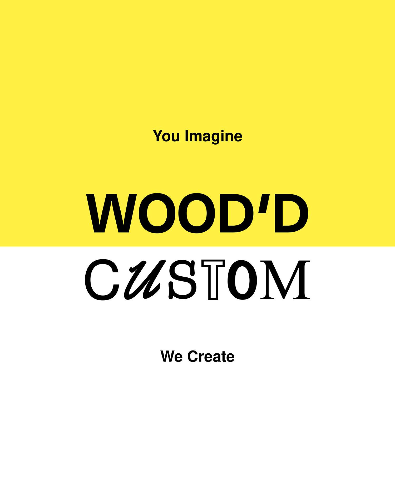 Wood'd Custom Products