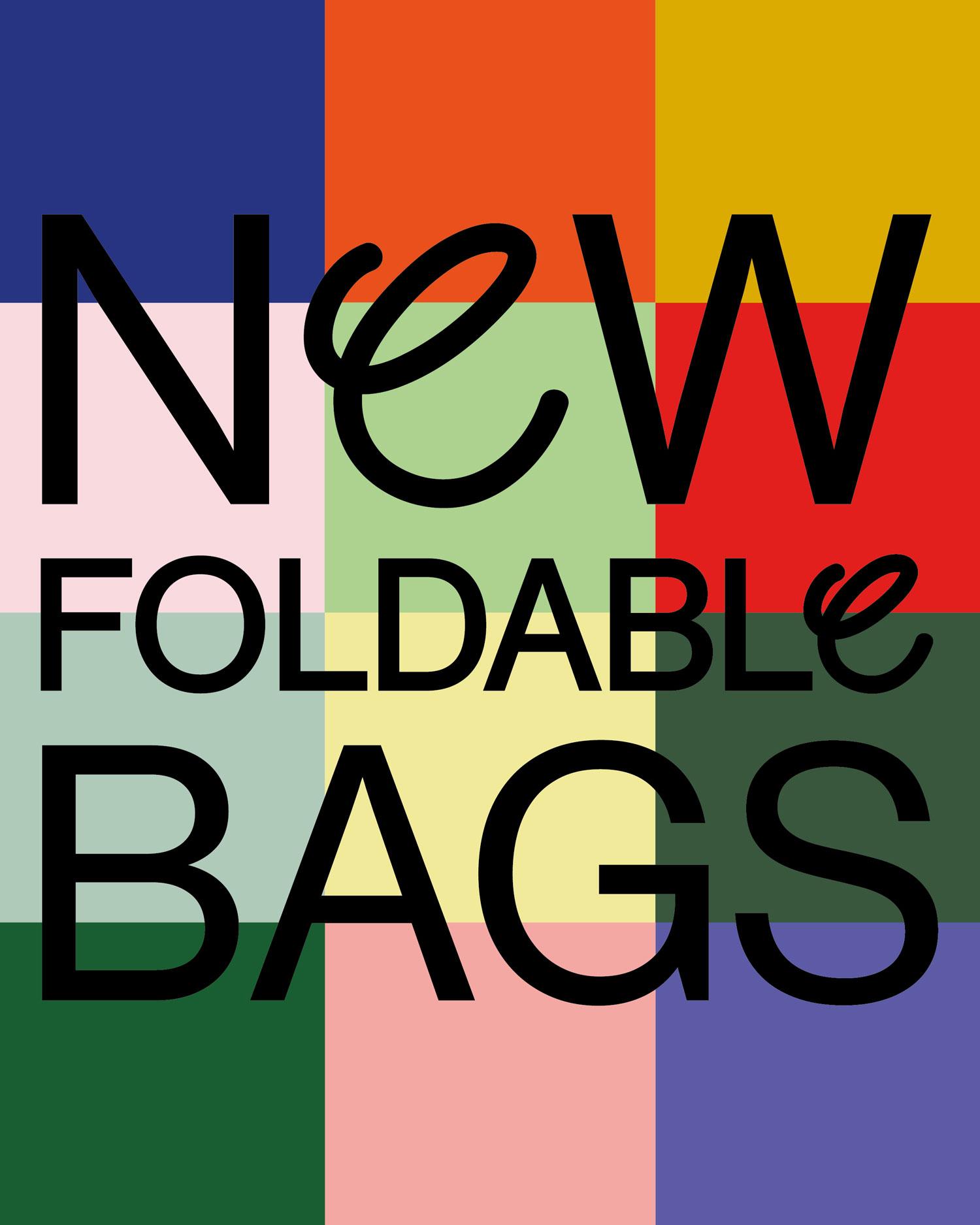 Wood'd Foldable Bags