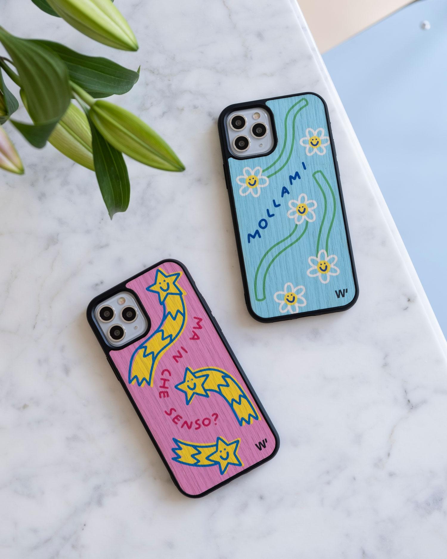 Disegnetti Depressetti iPhone Cases